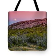 F8 And Be There - Enchanted Rock Texas Hill Country Tote Bag