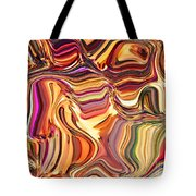Fabric Fair Tote Bag