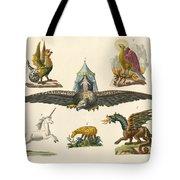 Fabulous Animals Tote Bag