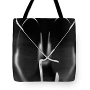 Face Behind The Lenses Tote Bag