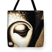 Face Color Lino Tote Bag