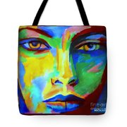 Lost In Thoughts Tote Bag
