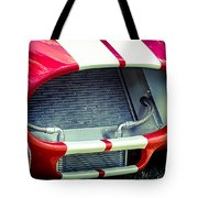 Face Of The Cobra Tote Bag