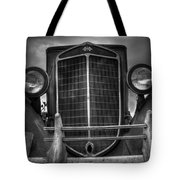 Face Of Time Tote Bag