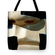 Face On Tote Bag