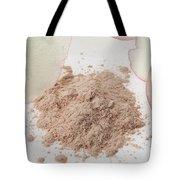Face Powder Tote Bag