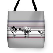 Face To The Wind Tote Bag