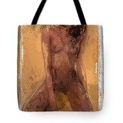 Faceless Girl Tote Bag