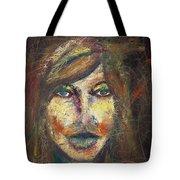 Faces 18 Tote Bag