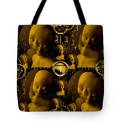 Faces For Peace Tote Bag