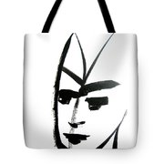 Faces Of Sky 27 Tote Bag