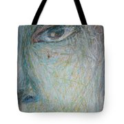 Faces - Right Close Tote Bag