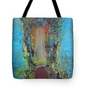 Faceshifting Tote Bag