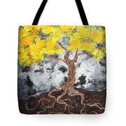 Facing Reality Tote Bag