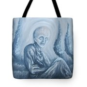 Fade Away Tote Bag