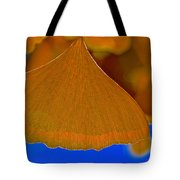 Fade To Autumn Tote Bag