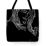 Fade To Gray Tote Bag