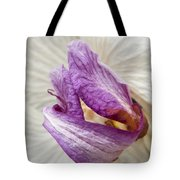 Faded Beauty Tote Bag