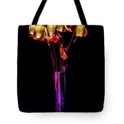 Faded Long Stems Tote Bag