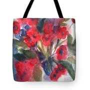 Faded Memories Tote Bag by Sherry Harradence