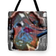 Faded Memory Tote Bag