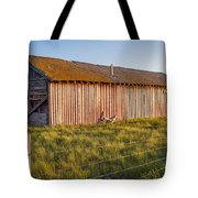 Faded With Time Tote Bag