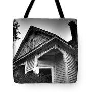 Fading Away Tote Bag