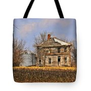 Fading Farm Tote Bag