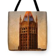 Fading Slowly Into Night Tote Bag