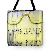 Fading Vision Tote Bag