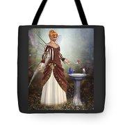 Faerie Garden Tote Bag