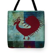 Fafa Bird - 01c01bcr Tote Bag