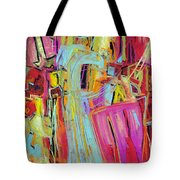 Fairground Tote Bag