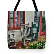 Fairhope Courier Tote Bag by Michael Thomas