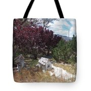 Fairies House Tote Bag