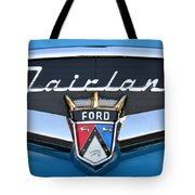 Fairlane Name Plate Tote Bag