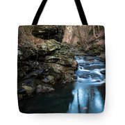 Fairmont Falls Tote Bag