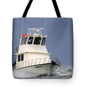 Fairwater II - Parting Waves In The Gulf Of Mexico Tote Bag