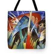 Fairy Animals 1913 Tote Bag
