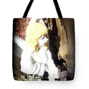 Fairy Captured Tote Bag
