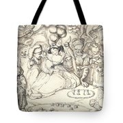 Fairy Concert, C.1830 Tote Bag