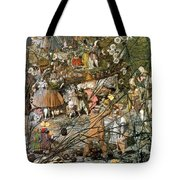 Fairy Fellers Master-stroke Tote Bag