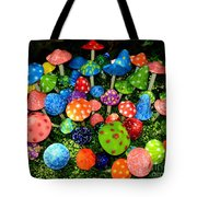 Fairy Kingdom Tote Bag