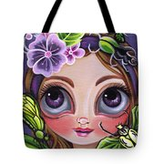 Fairy Of The Insects Tote Bag
