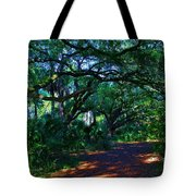 Fairy Path Tote Bag
