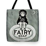 Fairy Soap Tote Bag