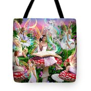 Fairy Story Tote Bag