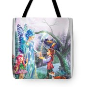 Fairy Wand Tote Bag