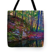 Fairyland Forest Tote Bag