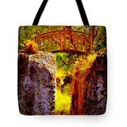 Fairytale Bridge Tote Bag